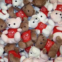 pile of teddy bears